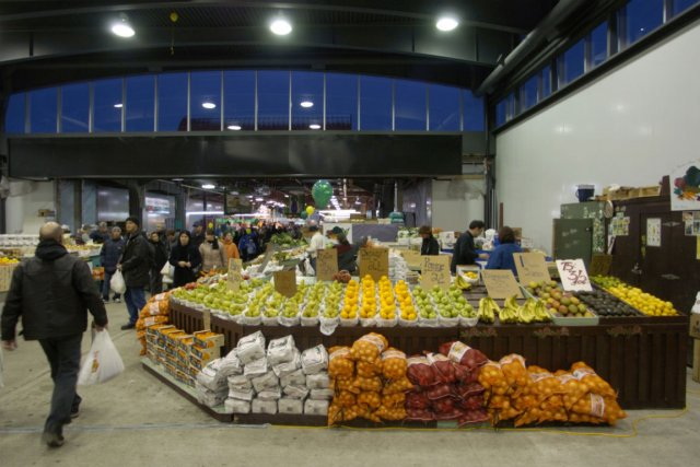 La consommation d'aliments biologiques ne semble pas améliorer... (Photo archives La Presse)