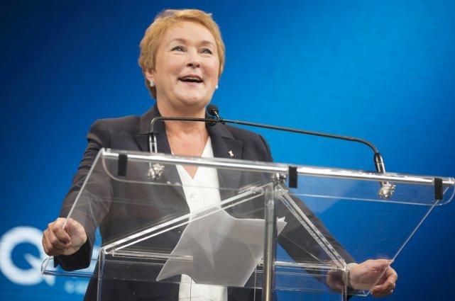 Pauline Marois... (Archives La Presse)