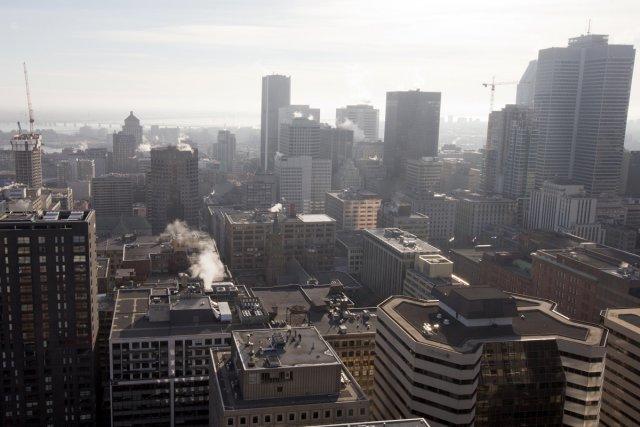 Le désir de vivre en hauteur semble vif... (Photo: Alain Roberge, La Presse)