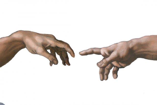 Et si notre main n'avait pas seulement évolué pour nous rendre plus habiles,... (Photo d'archives)