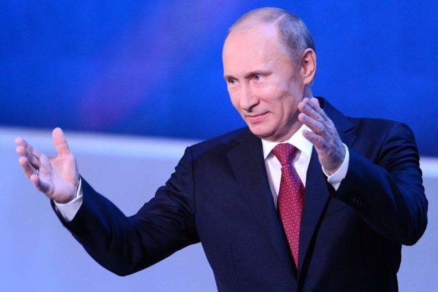 «Nous avons (avec Gérard Depardieu) des relations amicales,... (PHOTO KIRILL KUDRYAVTSEV, AFP)