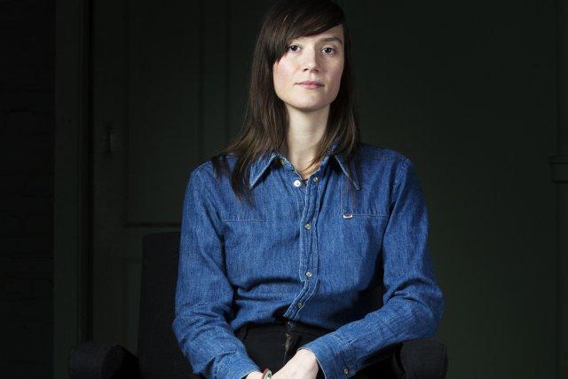 Julie Favreau... (Photo: Édouard Plante-Fréchette, La Presse)