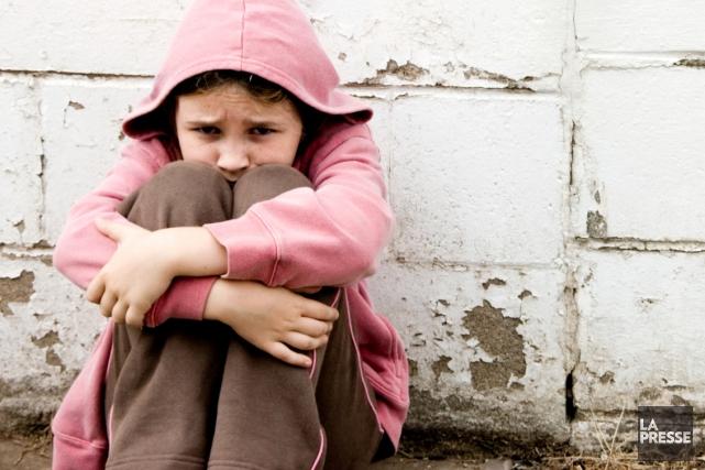Un divorce douloureux a des conséquences sur la santé des enfants jusqu'à l'âge... (PHOTO ARCHIVES LA PRESSE)