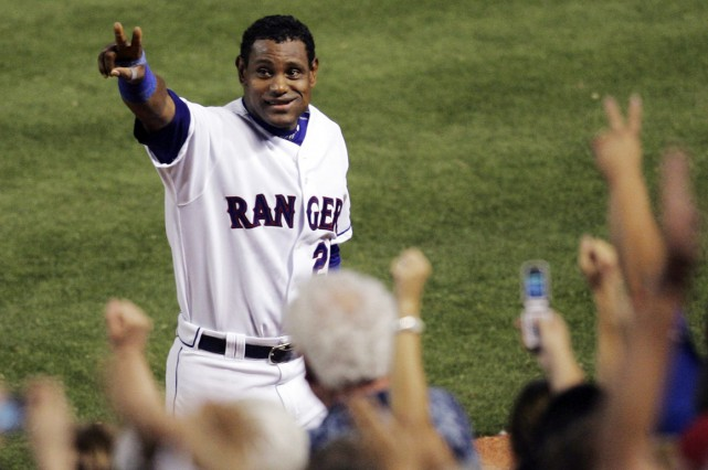 Sammy Sosa... (Photo AP)
