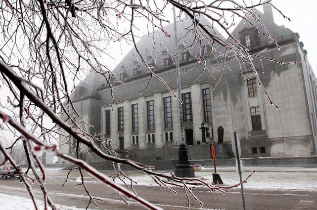 La Cour suprême... (Archives, LeDroit)