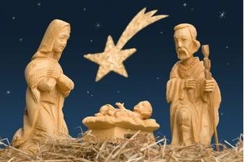 Que dire en ce Noël 2012? Dire qu'il faut espérer en la vie, l'amour? Mais cela...