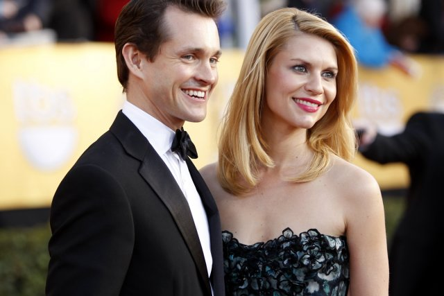 Les heureux parents, Hugh Dancy et Claire Danes.... (Photo: Reuters)