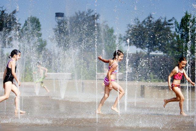 Les Canadiens se rappelleront de l'été torride qu'ils... (PHOTO MARCO CAMPANOZZI, LA PRESSE)