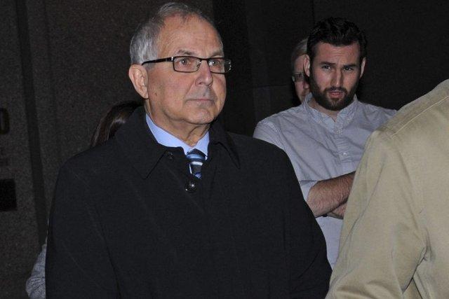 Peter Madoff... (Photo AP, Louis Lanzano)