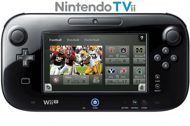 Le GamePad de la Wii U... (Photo fournie par Nintendo)