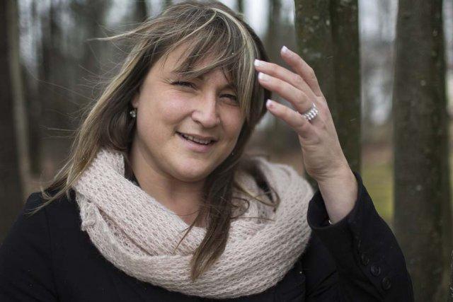 Isabelle Brophy a dénoncé la violence de son... (Photo: La Presse)