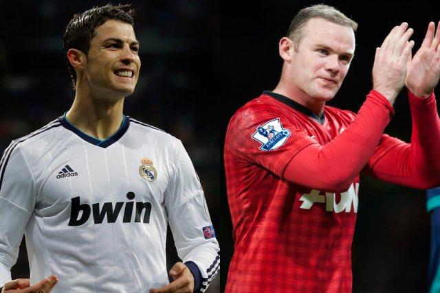 Le tirage au sort a décidé: Cristiano Ronaldo... (Photos: AP)