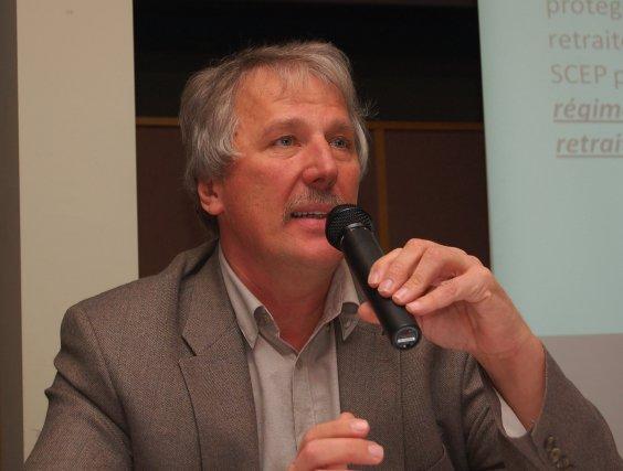 Renaud Gagné explique qu'une mise en demeure a... (Photo archives)