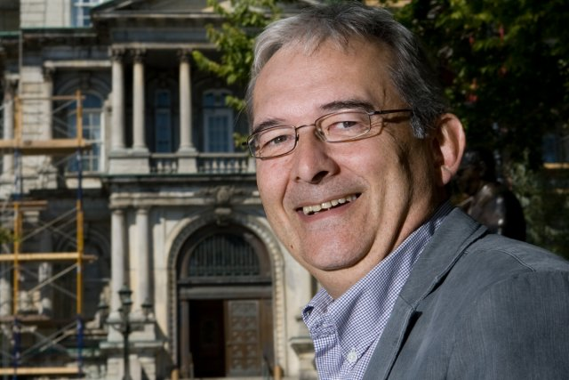 L'auteur québécois Benoit Gignac... (Photo: archives La Presse)