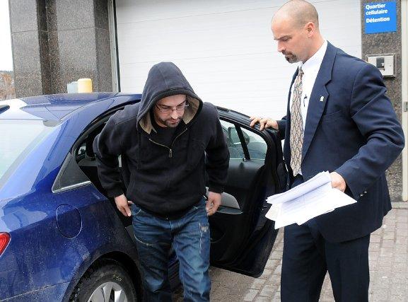 Mauvaise nouvelle pour les accusés de l'Opération Insuline. Sébastien Tremblay,... (Photo archives)