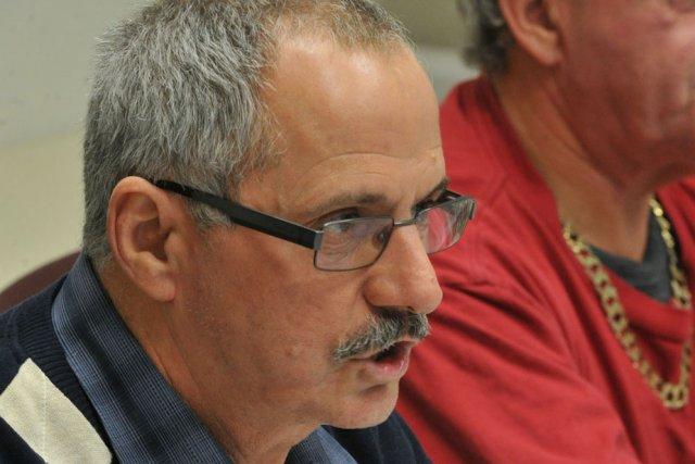 Jean Lévesque, président de l'Association des pêcheurs du... (Photo: Stéphane Lessard)