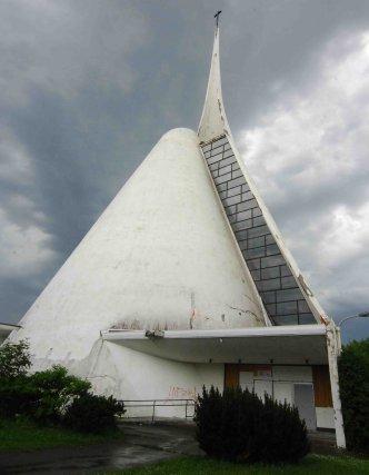 Les églises de cette époque dite du «patrimoine» étaient le reflet, par leur... ((Archives))