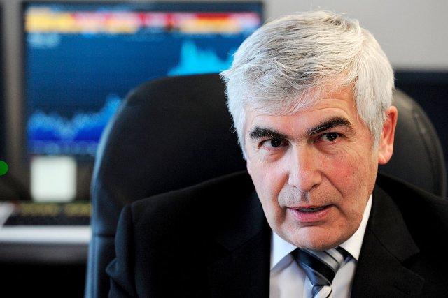 Clément Gignac, vice-président principal et économiste en chef... (Photos Le Soleil, Erick Labbé)
