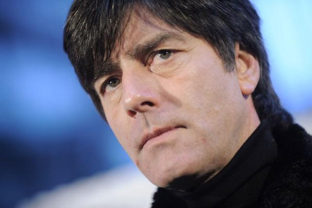 Le sélectionneur allemand Joachim Löw.... (Photo archives AFP)