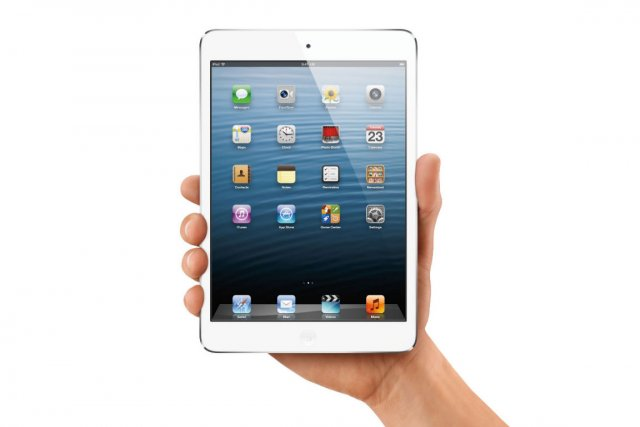 iPad mini d'Apple...