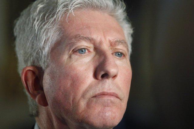 L'ex-chef bloquiste Gilles Duceppe dit avoir pris une décision définitive: il... (PHOTO FRED CHARTRAND, PC)