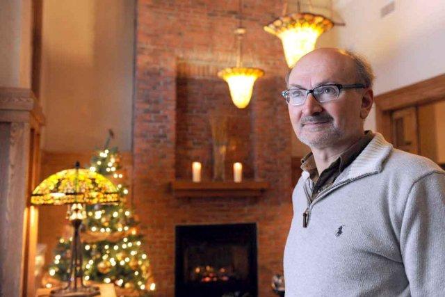 Éric Fottorino, écrivain et ancien directeur du journal... (Le Soleil, Steve Deschênes)