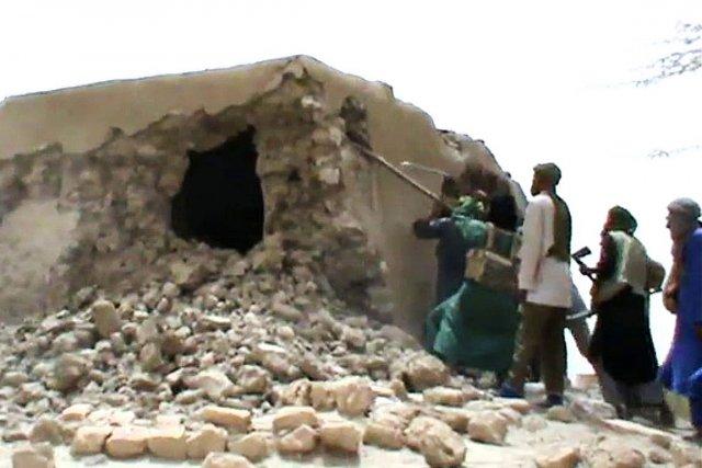 En juillet, les islamistes d'Ansar Dine et d'Aqmi... (Photo: archives AFP)