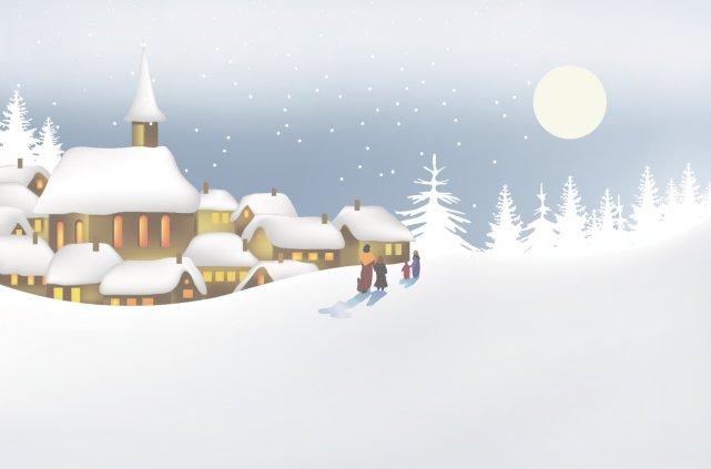 C'est Noël. Le temps des retrouvailles, des festivités et des cadeaux. Voici le...