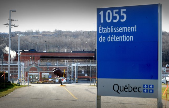 Chauffage insuffisant dans les cellules, gymnase moins accessible, retard dans... (Archives La Tribune)