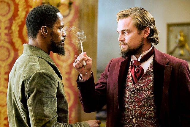 Jamie Foxx dans le rôle d'un esclave et...
