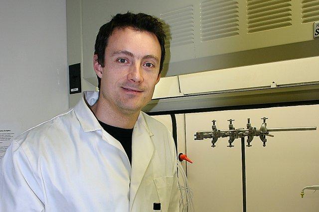 Daniel Munro a consacré sa thèse de doctorat... (Photo Collaboration spéciale, Carl Thériault)
