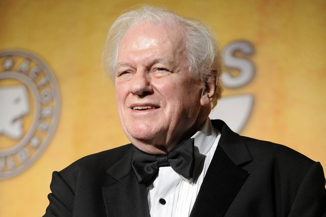L'acteur Charles Durning, photographié en 2008.... (Photo: AP)