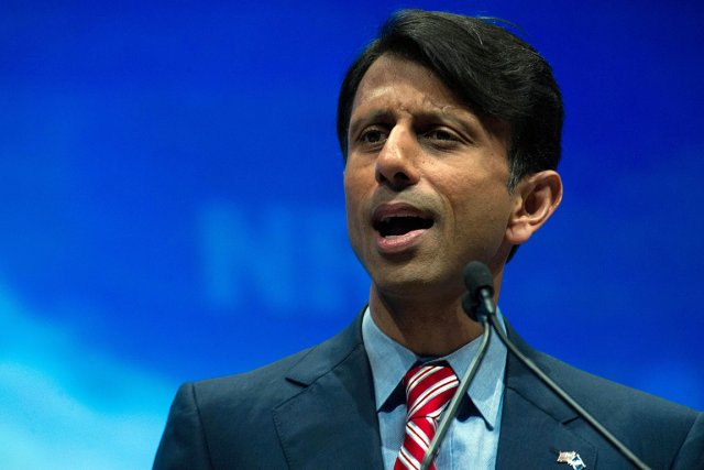 Le gouverneur de Louisiane, Bobby Jindal, a exhorté... (Photo: archives AFP)