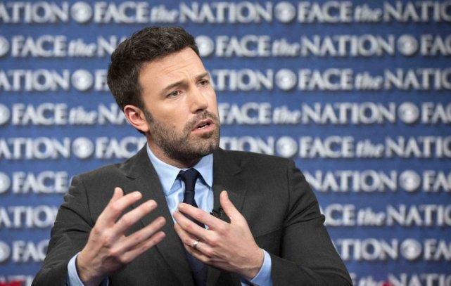Ben Affleck... (Photo Reuters)