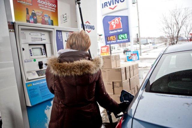 Les automobilistes ne seront pas épargnés au cours... (Le Soleil, Renaud Philippe)