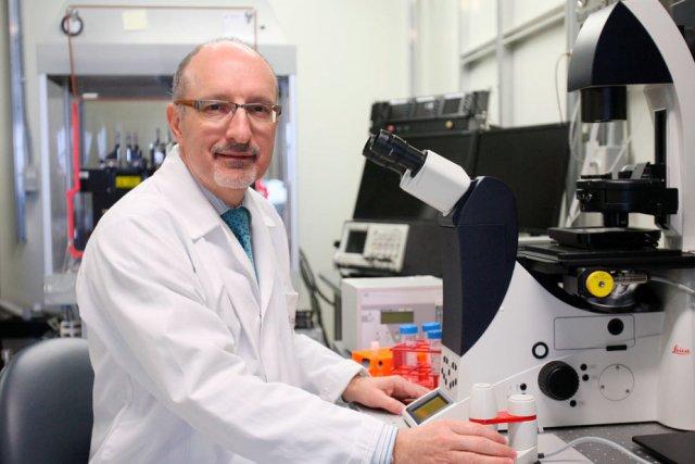 Les travaux sur le VIH du professeur de... (Le Soleil, Pascal Ratthé)