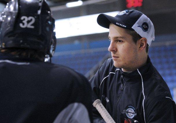 Benoit Desrosiers a atteint la Ligue de hockey junior majeur du Québec à une... (Photo Rocket Lavoie)