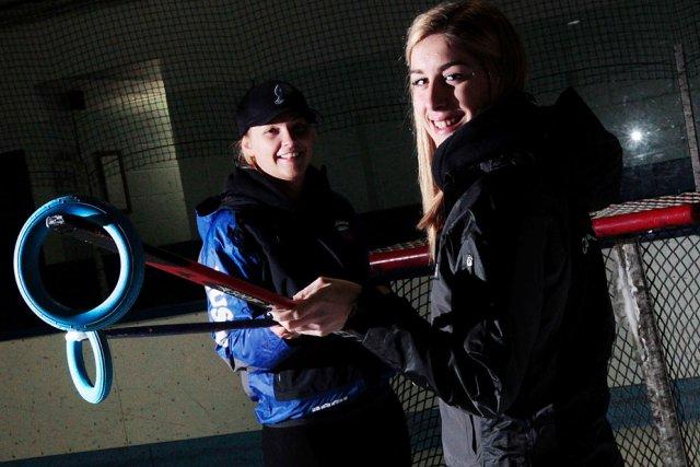 Stephanie Rheaume (à gauche) et Myriam Lavergne seront... (Étienne Ranger, LeDroit)