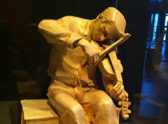 La nouvelle exposition «Le Saguenay-Lac-Saint-Jean: au rythme de la musique... (Photo courtoisie)