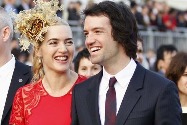 Kate Winslet et Ned Rocknroll... (Photo Tyrone Siu, Reuters)