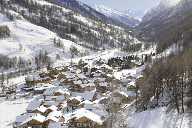 Le village a ouvert le 16 décembre.... (Photo fournie par le Club Med)
