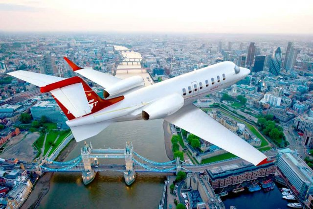 Bombardier Aéronautique a annoncé hier avoir reçu des... (Photo fournie par Bombardier)