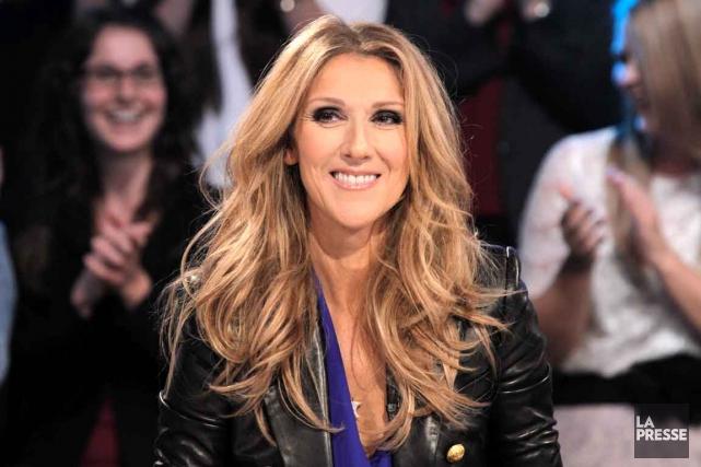 Céline Dion à Tout le monde en parle... (Photo: archives Radio-Canada)