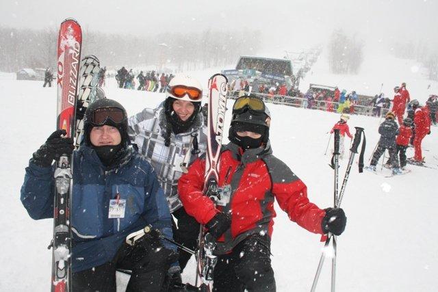 La saison de ski 2011-2012 a été pénible pour la majorité des stations de ski... (La Tribune, Jean-François Gagnon)