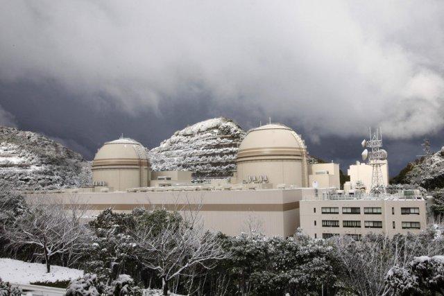La centrale nucléaire d'Ohi.... (PHOTO ISSEI KATO, REUTERS)