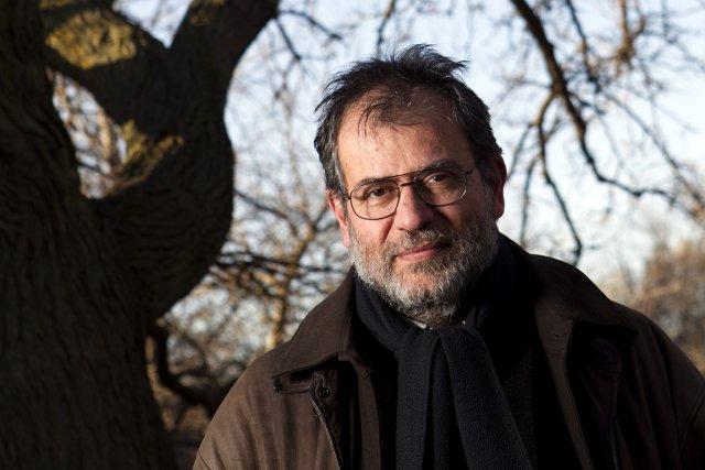 «En souvenir d'André» est le premier roman de... (Photo : Martin Chamberland, La Presse)