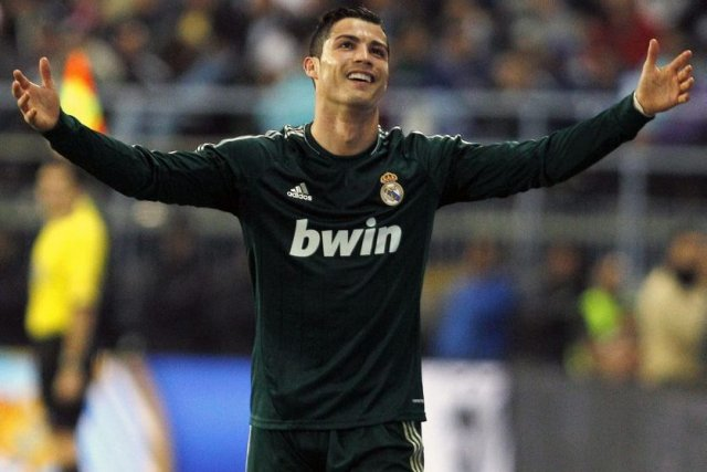 Cristiano Ronaldo du Real Madrid.... (PHOTO SERGIO TORRES, Associated Press)