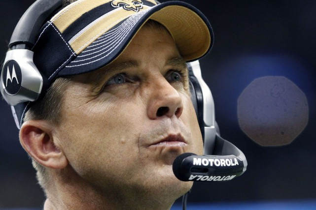 Sean Payton... (Photo AP)