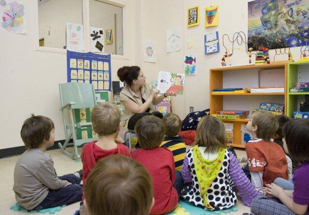 L'implantation de la maternelle à quatre ans dans les milieux défavorisés,... (Archives, La Tribune)