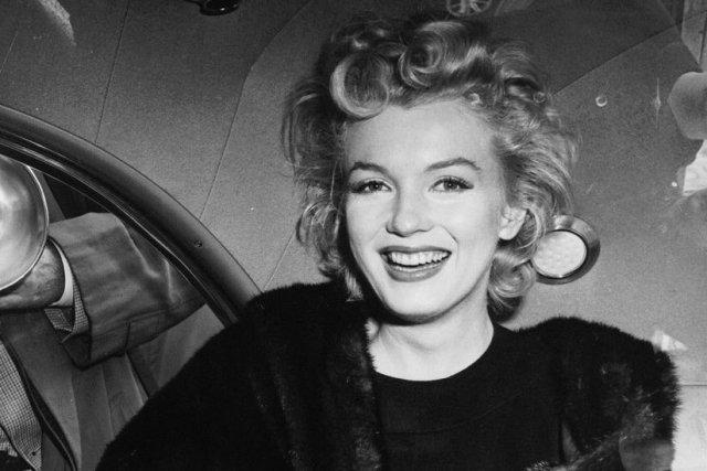 Marilyn Monroe est décédéeen août 1962.... (PHOTO ARCHIVES AP)